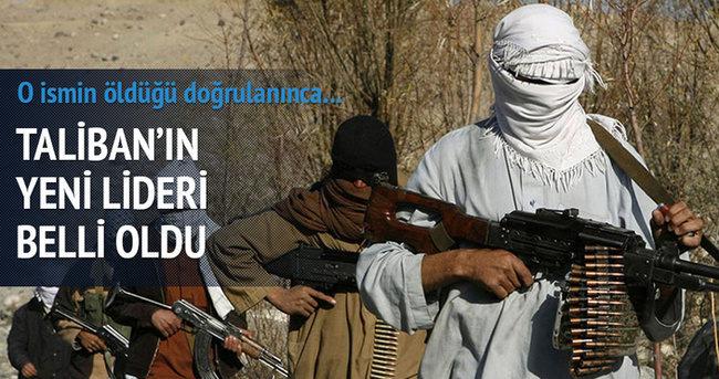 İşte Taliban'ın yeni lideri