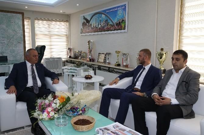 Manisa Büyükşehir Belediye Başkanı Cengiz Ergün: