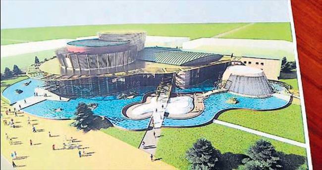 Bornova Kültür Merkezi için sözleşme imzalandı