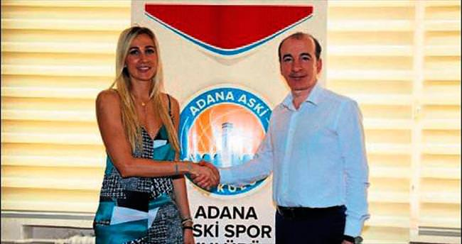 Adana ASKİ Seda'yı kaptı