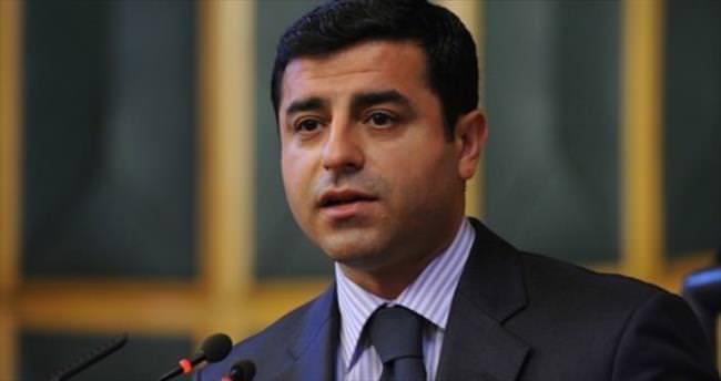 Demirtaş'a 6-8 Ekim olayları soruşturması