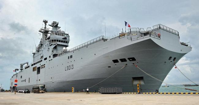 Fransa Rusya'ya tazminat ödeyecek