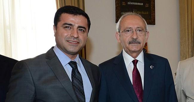 Demirtaş ile Kılıçdaroğlu haftaya bir araya gelecek