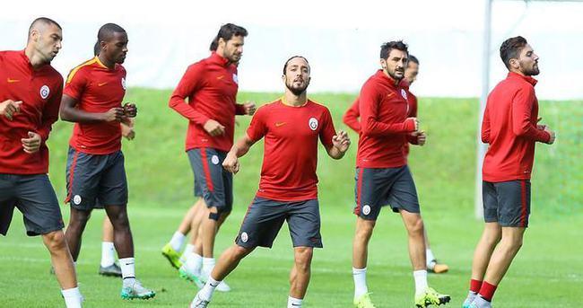Galatasaray'ın Avusturya kampı sona erdi