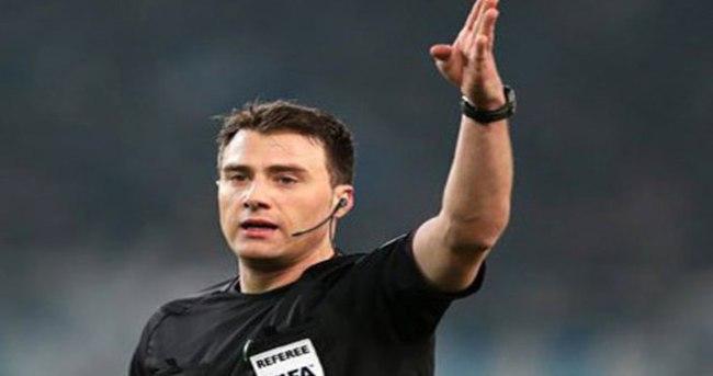 Shakhtar - Fenerbahçe maçının hakemi belli oldu