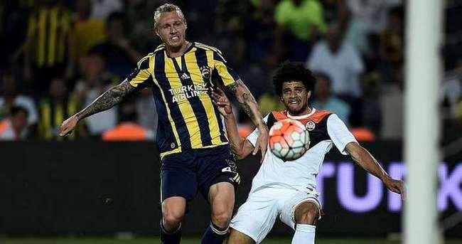 Shakhtar Donetsk-Fenerbahçe maçı için şifre kalktı