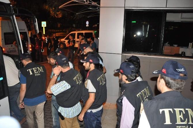 Bursa'da YPG-h Operasyonlarında 7 Kişi Daha Hakim Karşısında