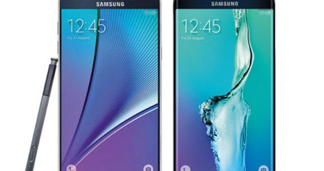 Galaxy Note 5 ve S6 Edge Plus'ın en net görselleri sızdı