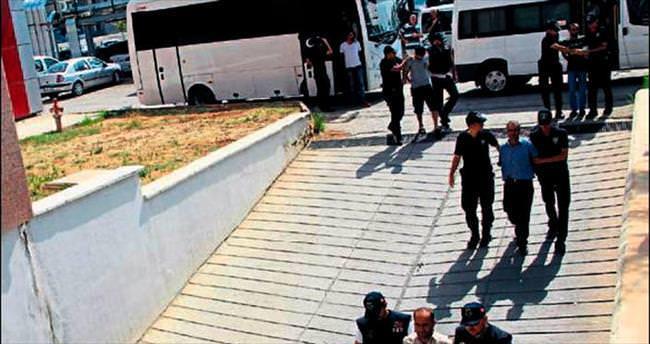 PKK/KCK operasyonunda 16 kişi tutuklandı