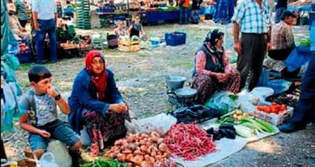 Pınar Pazarı bugün açılıyor