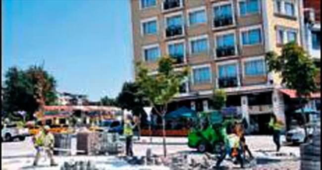 Polatlı Meydanı silbaştan