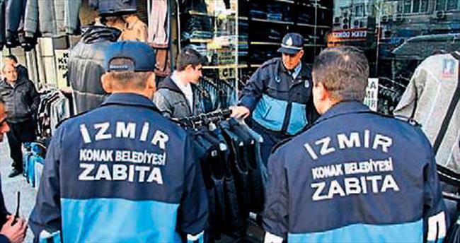 Zabıta memuru rüşvet iddiasıyla tutuklandı