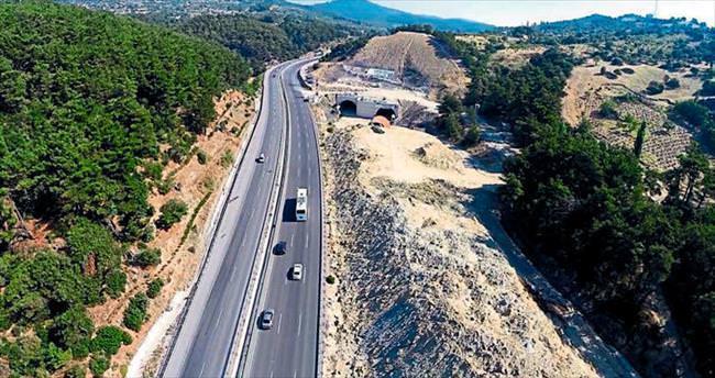 Tünelin inşaatına başlanıyor