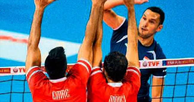 Türkiye: 3 Hırvatistan: 2