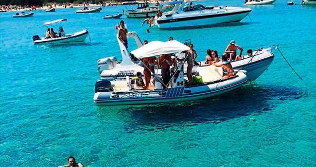 Akdeniz rüyası Sardunya