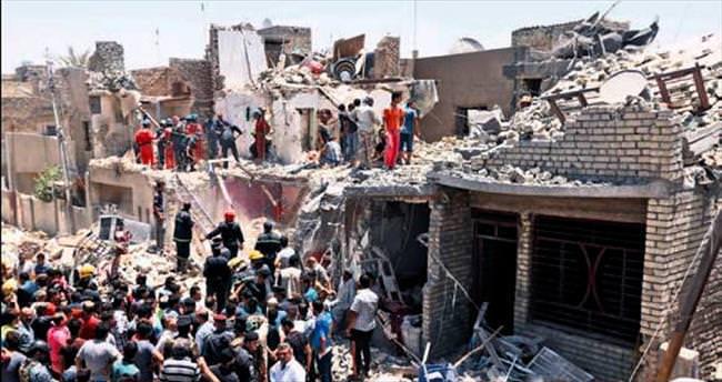 Irak'ta temmuz bilançosu: 1332 ölü