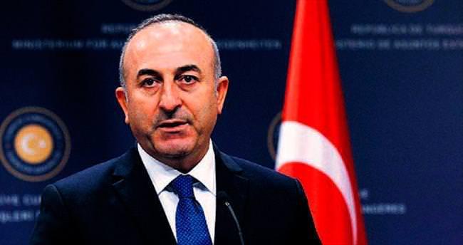 Bakan Çavuşoğlu'ndan WhatsApp'lı tebligat
