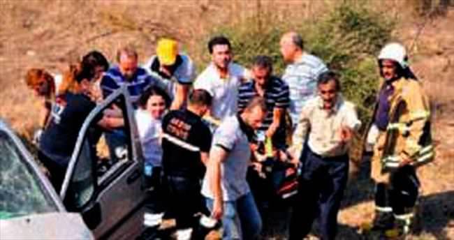 Torbalı'da kaza: 2'si çocuk 4 ölü