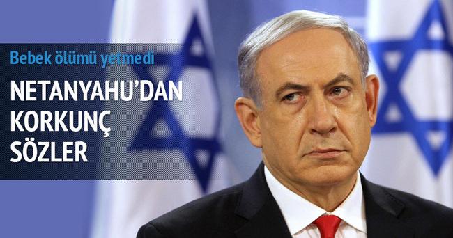 Netanyahu'dan 'sıfır tolerans' söylemi