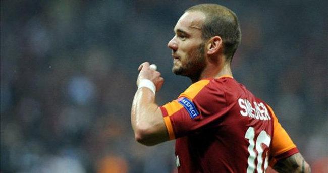 Galatasaray Inter'i devirdi