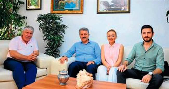 Çalışkan: Ülkemiz için, Adana için varız