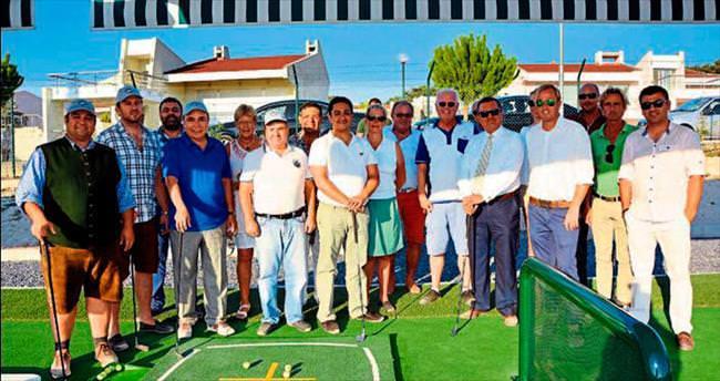 İzmir Golf Kulübü Urla'da faaliyette