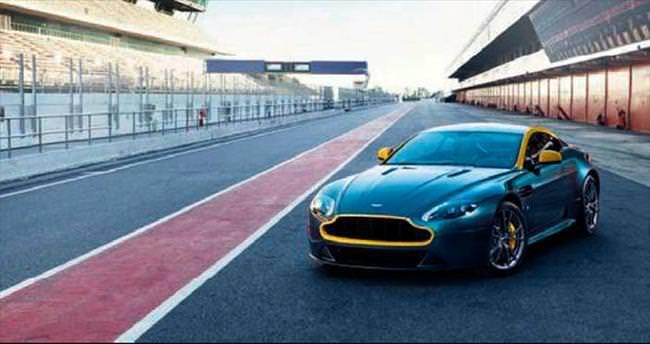 Aston Martin'in yeni sporcusu: N430