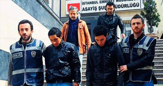 'Yabancılar Grubu' ithal çeteleri bitirdi