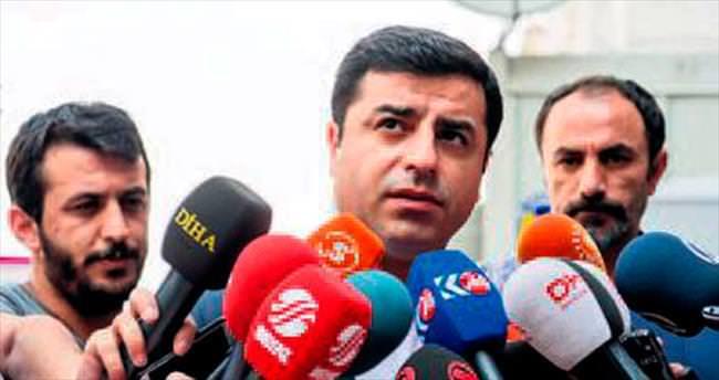 PKK'ya değil de hükümete çağrı