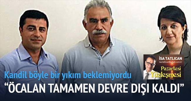 HDP, yine PKK'nın siyasi kanadı oldu