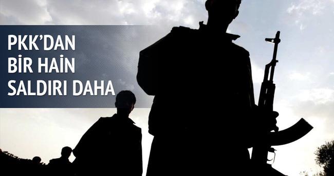 PKK'lılar Bitlis'te Asker Hastanesine saldırdı