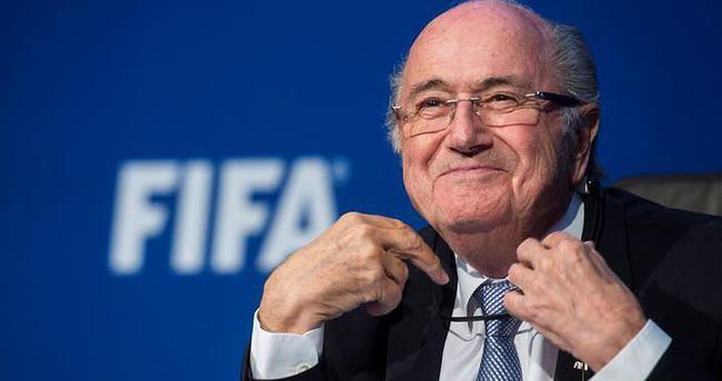 Blatter IOC üyeliğini bıraktı
