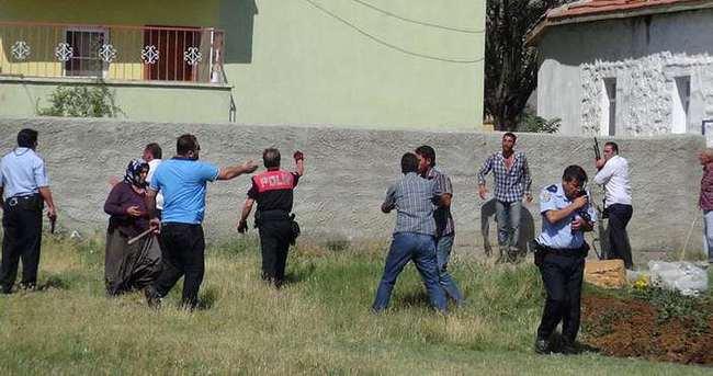İki grup arasında kavga: 9 yaralı