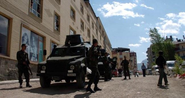 Van İl Jandarma Komutanlığı'na roketli saldırı