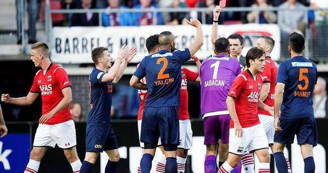 Başakşehir-Alkmaar maçına İspanyol hakem
