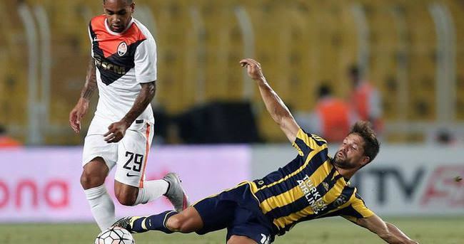 İşte Fenerbahçe'nin Shakhtar 11'i