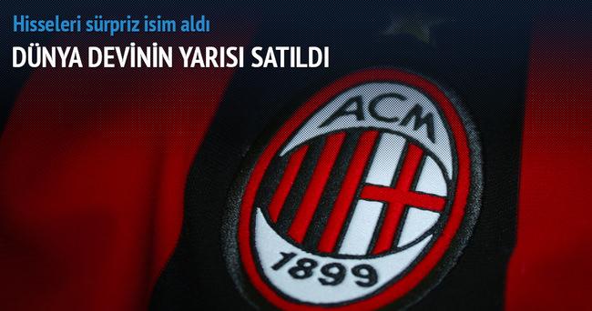 AC Milan kulübünün yüzde 48'lik hissesi satıldı