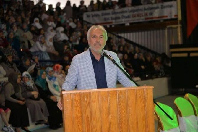 Kamil Saraçoğlu: Biz Cami Kapatmaz, Cami Yaptırırız