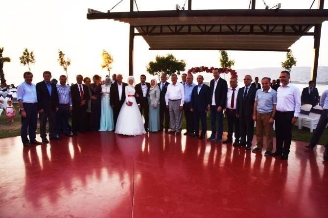 Başkan Üzülmez Sünnet Ve Düğün Katıldı