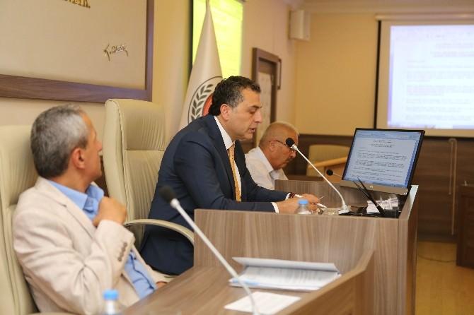 İl Genel Meclisi Başkanı Mehmet Kayıkçı;