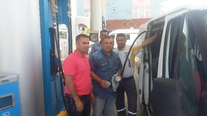 Muş'ta Akaryakıt Ve LPG İstasyonları Denetlendi
