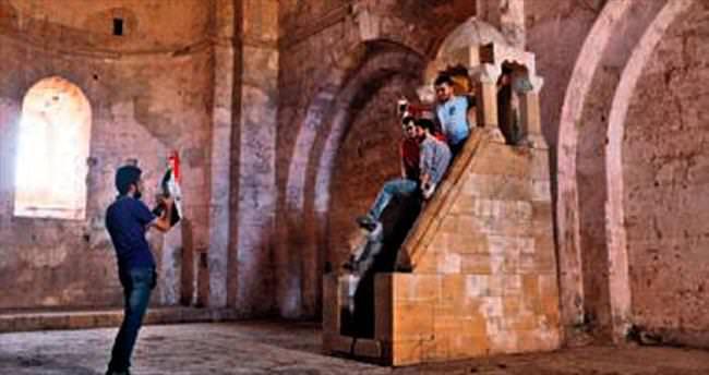 Şövalyeler Kalesi turizme açılıyor