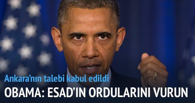 ABD, Esad'ı da hedef alacak