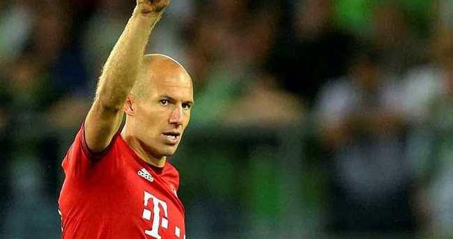Shakhtar maçı sonrası Robben bombası!