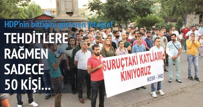 Şiddet dili HDP'yi yalnızlaştırıyor