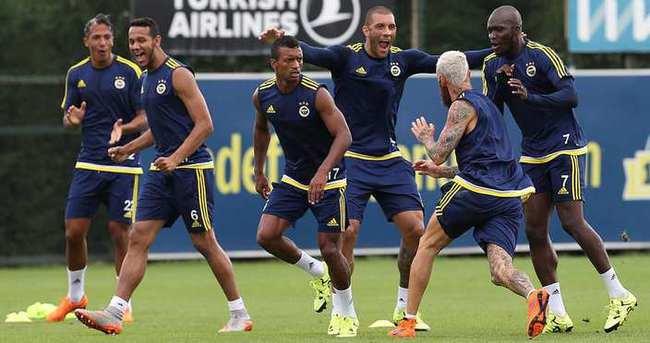 Fenerbahçe'nin Shakhtar Donetsk maçı kadrosu