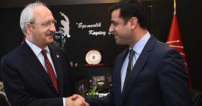 CHP-HDP görüşmesi sonrası ilk açıklama