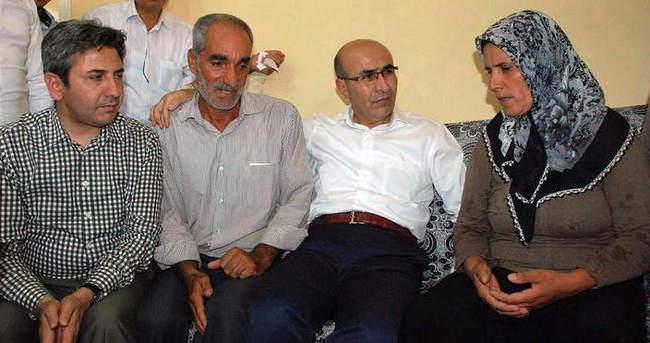 Şehit ailesinden terör örgütüne tokat gibi cevap