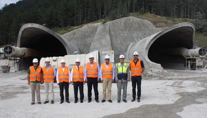 Ilgaz Tüneli, Ekonomiye 38 Milyon TL Can Katacak