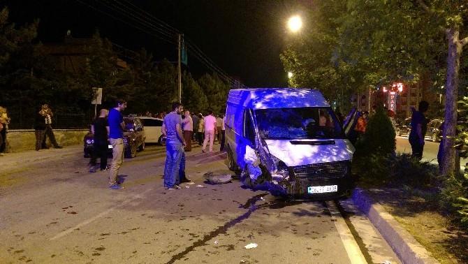 Kastamonu'da Alkollü Sürücü Dehşet Saçtı: 7 Yaralı